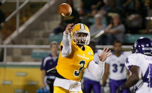 Bryan Bennett has emerged as one of the best quarterbacks in the FCS as he has led Southeastern's Lions to Southland title hopes and more.